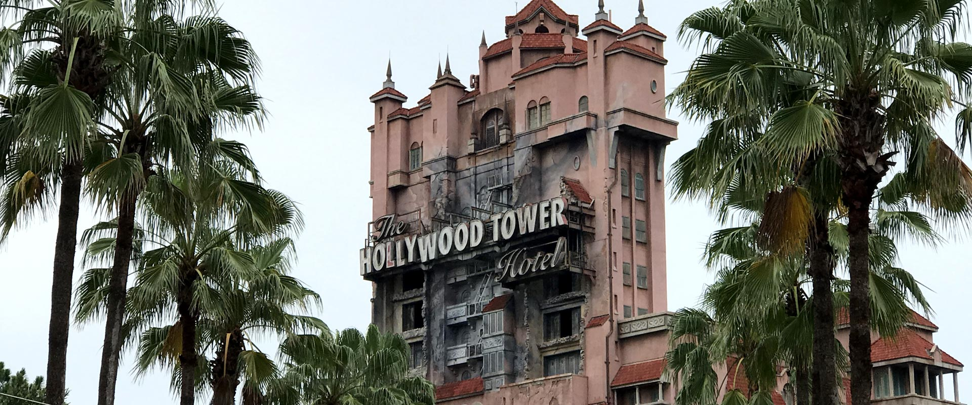 Tower of Terror - private Disney VIP tours